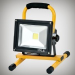 50W LED Chargeable Floodlight