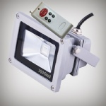 10W LED Floodlight (RF controlled)