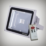 30W LED Floodlight (RF controlled)