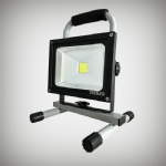 LED 30W Rechargeable Floodlight