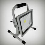 LED 50W Rechargeable Floodlight